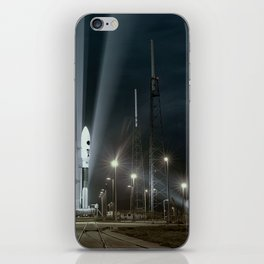 Why Do Rockets Launch At Night iPhone Skin