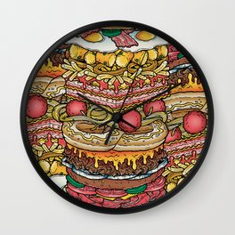 Philthy Special Wall Clock