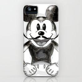 Hey Mickey iPhone Case