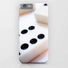 Dominoes Pattern #6 iPhone 6s Slim Case