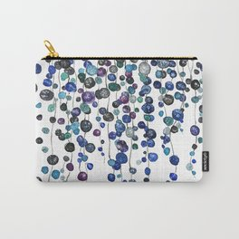 colorful string of beads Carry-All Pouch