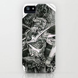 Vanquisher of Pride Arch-A-M iPhone Case