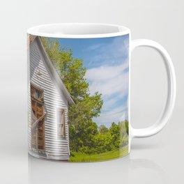 Abandoned Church, Zap, North Dakota 2 Coffee Mug