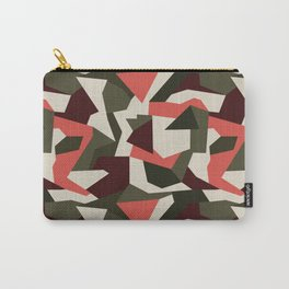 Camouflage pattern Carry-All Pouch
