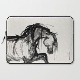 Horse (Saklavi Portrait) Laptop Sleeve