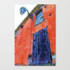 Italia in Color Canvas Print