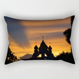 God light Rectangular Pillow
