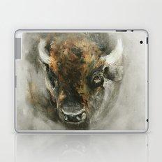 Plains Bison Laptop & iPad Skin