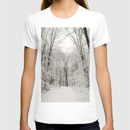 Snow Trail T-shirt