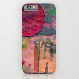 Io's Jovian Dawn iPhone Case
