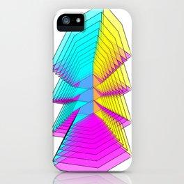 Cubes 4 iPhone Case