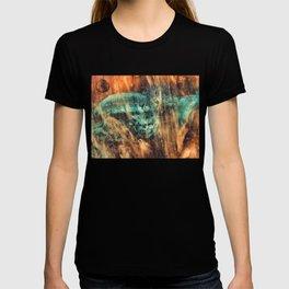 Riddick's world - watercolor painting T-shirt