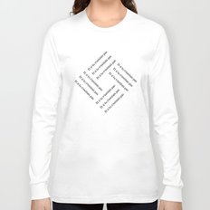 And if you didn't exist Long Sleeve T-shirt