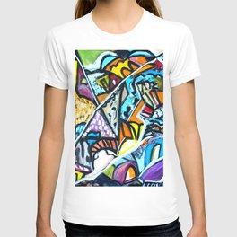 Shirakawago 白川村 #society6 #decor #buyart T-shirt