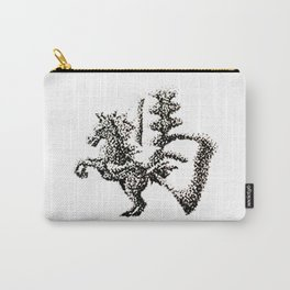 The Zodiac 12 - Horse Carry-All Pouch