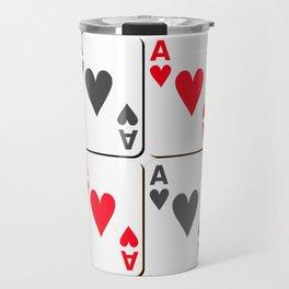 The gambler IV Travel Mug