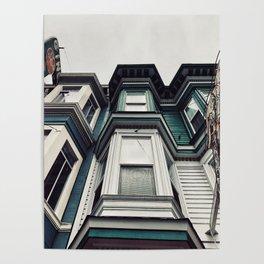 San Fran livin' Poster