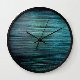 Night Light 138 - Ocean Wall Clock