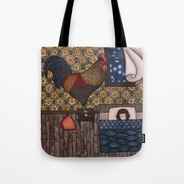 Cautionary Tale Tote Bag