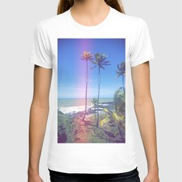 Fragmented Palm T-shirt