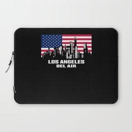 Los Angeles Bel Air California Skyline Laptop Sleeve