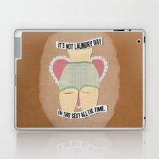 Laundry Daze Laptop & iPad Skin