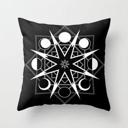 Wheel of Time One Throw Pillow