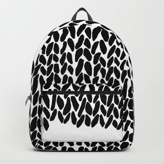 Missing Knit Backpack