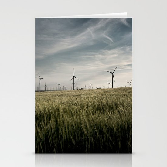 Wind mils Stationery Cards