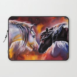No Words Required Laptop Sleeve