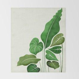 Cacophony Throw Blanket