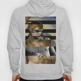 Michelangelo's Christ & Marlon Brando Hoody