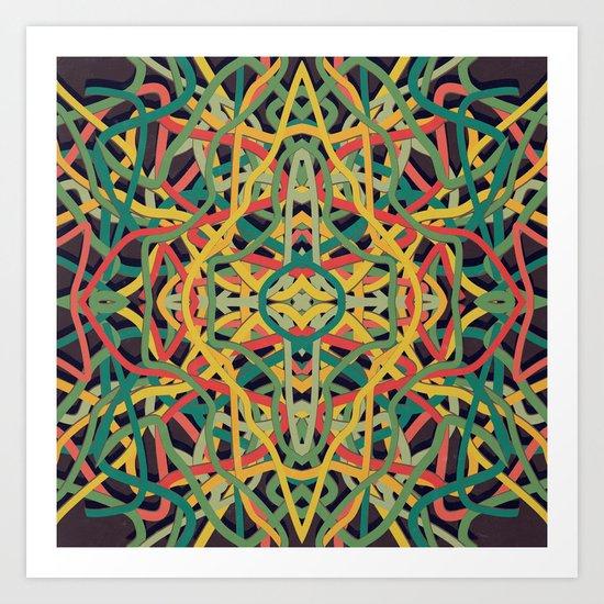 Kiotillier Knox Art Print
