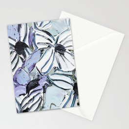 Malva Zebrina Stationery Cards