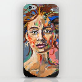 Finding Calm in the Choas iPhone Skin