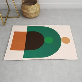 Abstraction_LOVE_TOGETHER_ART_Minimalism_001 Rug