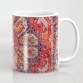 Heriz Azerbaijan Northwest Persian Carpet Print Coffee Mug