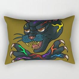 Ghoul Panther Rectangular Pillow