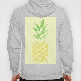 Pineapple watercolour (yellow) Hoody