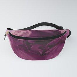 Plastic texture Fanny Pack