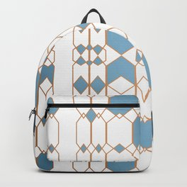 Patternbronze #1 Backpack