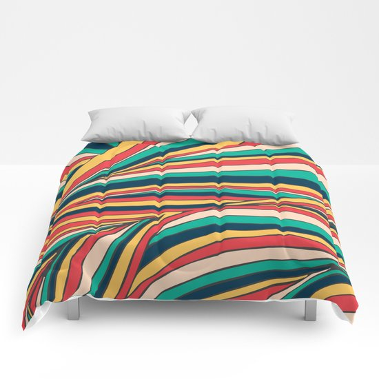 Retro Movement Comforters