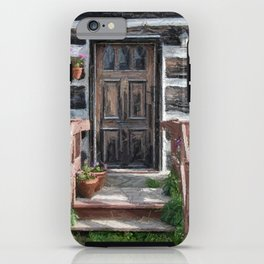 8108 iPhone Case