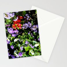Flower Cluster Stationery Cards