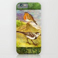 Two birds iPhone 6s Slim Case