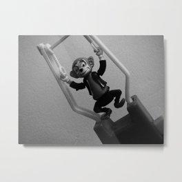 monkey see monkey do-do Metal Print