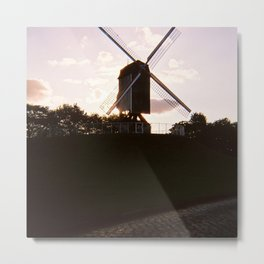 Bruges #1 Metal Print