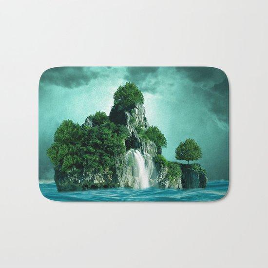 Green island 4 Bath Mat