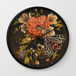 Bloom Lepis Wall Clock