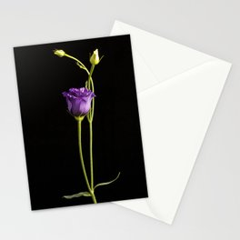 Lonely Lisianthus Stationery Cards